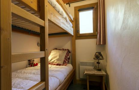 Аренда на лыжном курорте Апартаменты 3 комнат  4-6 чел. - Résidence le Critérium - Val Cenis - Двухъярусные кровати
