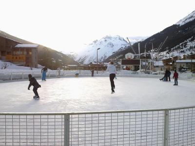 Location au ski Résidence le Critérium - Val Cenis - Extérieur hiver