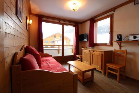 Location au ski Appartement 3 pièces 6 personnes (003) - Residence Les Alpages - Val Cenis