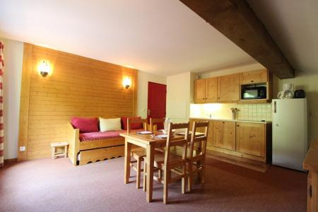 Location au ski Appartement 2 pièces 4 personnes (316) - Residence Les Alpages - Val Cenis