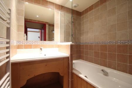 Location au ski Appartement 2 pièces 4 personnes (A107) - Résidence les Alpages - Val Cenis - Salle de bains