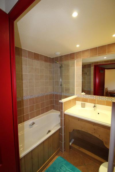 Location au ski Appartement 2 pièces 4 personnes (ALE317) - Résidence les Alpages - Val Cenis - Salle de bains