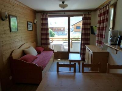 Location au ski Appartement 3 pièces 6 personnes (003) - Residence Les Alpages - Val Cenis - Séjour