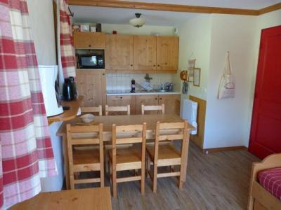 Location au ski Appartement 3 pièces 6 personnes (003) - Residence Les Alpages - Val Cenis - Table