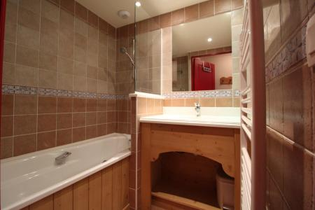 Location au ski Appartement 3 pièces 6 personnes (E122) - Résidence les Alpages - Val Cenis - Baignoire