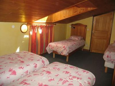 Location au ski Appartement duplex 5 pièces 12 personnes (209) - Residence Les Balcons De Val Cenis Le Haut - Val Cenis - Chambre mansardée