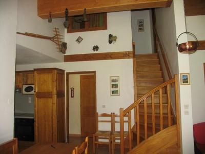 Location au ski Appartement duplex 5 pièces 12 personnes (209) - Residence Les Balcons De Val Cenis Le Haut - Val Cenis - Escalier