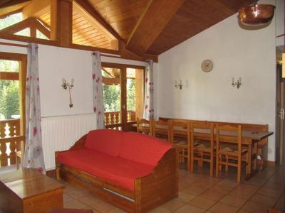 Location au ski Appartement duplex 5 pièces 12 personnes (209) - Residence Les Balcons De Val Cenis Le Haut - Val Cenis - Séjour