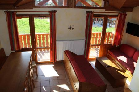 Location au ski Appartement duplex 5 pièces 12 personnes (BAA205) - Résidence les Balcons de Val Cenis le Haut - Val Cenis - Séjour