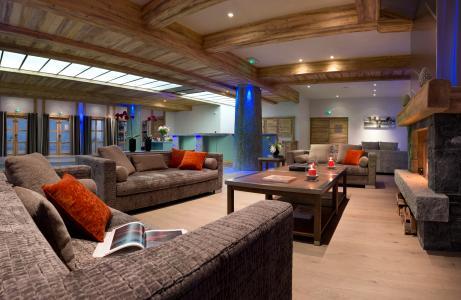Location au ski Residence Les Chalets De Flambeau - Val Cenis - Réception