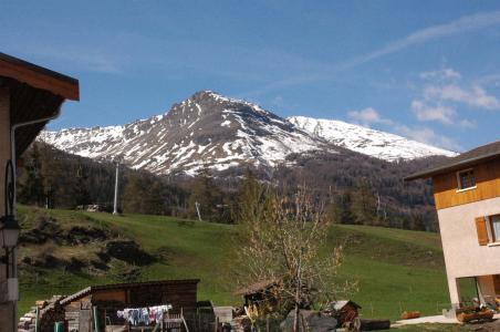 Location au ski Appartement 3 pièces 6 personnes (13) - Résidence les Essarts - Val Cenis - Extérieur hiver