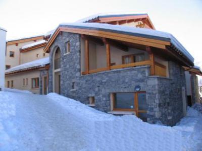 Location au ski Résidence les Essarts - Val Cenis - Extérieur hiver