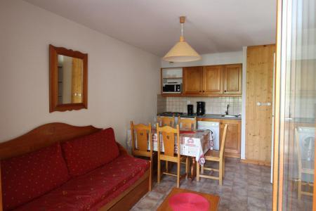 Location au ski Appartement 3 pièces 5 personnes (10) - Résidence les Essarts - Val Cenis - Séjour