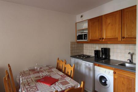 Location au ski Appartement 3 pièces 5 personnes (10) - Residence Les Essarts - Val Cenis - Séjour