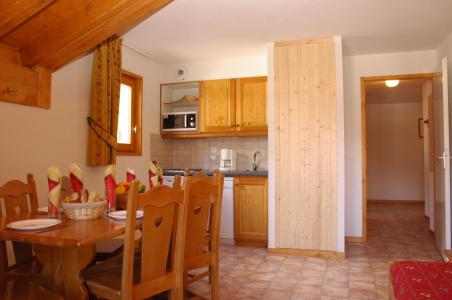 Location au ski Appartement 3 pièces 6 personnes (11) - Résidence les Essarts - Val Cenis - Séjour