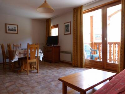 Location au ski Appartement 3 pièces 6 personnes (13) - Résidence les Essarts - Val Cenis - Séjour