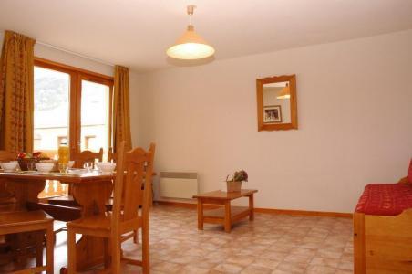 Location au ski Appartement 3 pièces 6 personnes (19) - Residence Les Essarts - Val Cenis - Séjour
