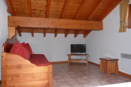 Location au ski Appartement 3 pièces 6 personnes (29) - Residence Les Essarts - Val Cenis - Table