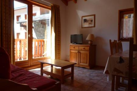 Location au ski Appartement 3 pièces 6 personnes (9) - Residence Les Essarts - Val Cenis - Séjour
