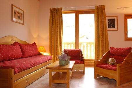 Location au ski Appartement 3 pièces 7 personnes (28) - Residence Les Essarts - Val Cenis - Table basse