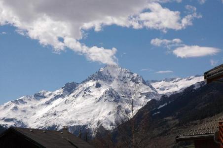 Location au ski Appartement 3 pièces 6 personnes (9) - Residence Les Essarts - Val Cenis - Extérieur hiver