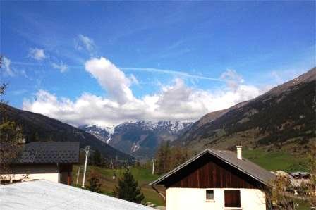 Location au ski Appartement 3 pièces 6 personnes (11) - Residence Les Essarts - Val Cenis - Extérieur hiver