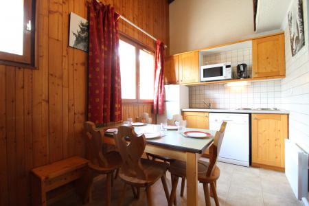 Location au ski Studio mezzanine 5 personnes (221) - Résidence les Hauts de Val Cenis - Val Cenis