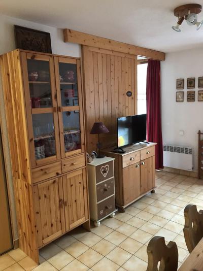 Location au ski Appartement 2 pièces 4 personnes (B006) - Résidence Pied de Pistes - Val Cenis