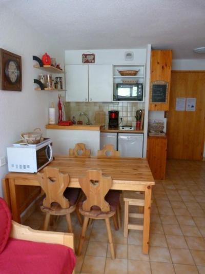 Location au ski Appartement 2 pièces 4 personnes (B006) - Residence Pied De Pistes - Val Cenis - Séjour