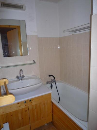 Location au ski Appartement 2 pièces 4 personnes (B011) - Residence Pied De Pistes - Val Cenis - Salle de bains