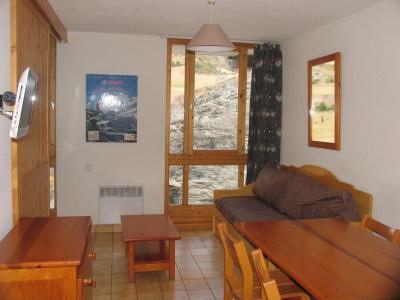 Location au ski Appartement 2 pièces 4 personnes (B011) - Residence Pied De Pistes - Val Cenis - Séjour
