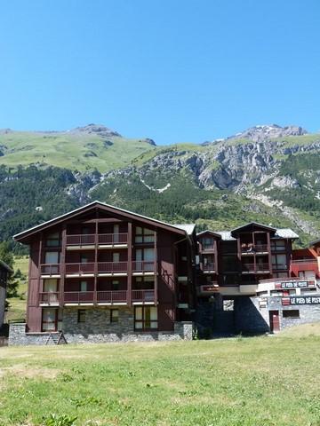 Location au ski Appartement 2 pièces 4 personnes (B006) - Residence Pied De Pistes - Val Cenis - Extérieur hiver