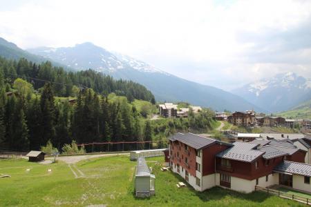 Location au ski Studio coin montagne 3 personnes (010) - Résidence Prés du Bois - Val Cenis