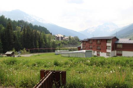 Location au ski Studio coin montagne 4 personnes (001) - Résidence Prés du Bois - Val Cenis