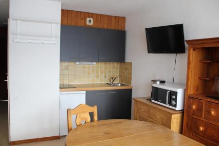 Location au ski Studio coin montagne 3 personnes (010) - Résidence Prés du Bois - Val Cenis - Appartement