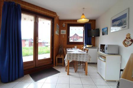 Location au ski Studio coin montagne 4 personnes (001) - Résidence Prés du Bois - Val Cenis - Appartement