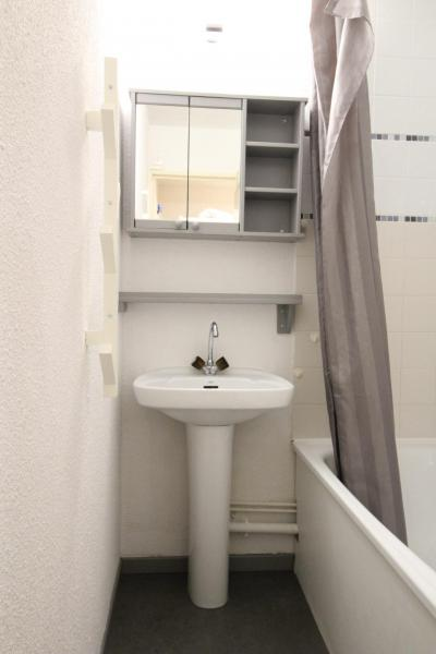 Soggiorno sugli sci Studio con alcova per 4 persone (022) - Résidence Triade - Val Cenis - Vasca da bagno