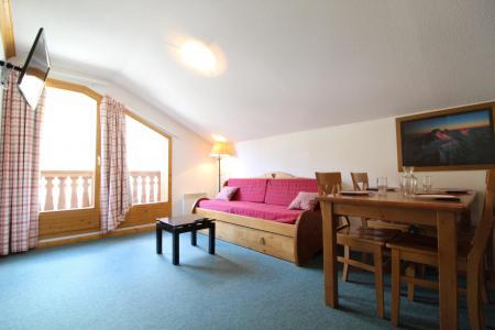 Location au ski Appartement 2 pièces 4 personnes (A21) - Résidence Valmonts - Val Cenis