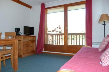 Location au ski Appartement 2 pièces 4 personnes (24) - Residence Valmonts - Val Cenis - Table