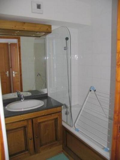Location au ski Appartement 3 pièces 6 personnes (24) - Residence Valmonts - Val Cenis - Baignoire