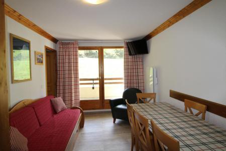 Location au ski Appartement 3 pièces 6 personnes (F05) - Résidence Valmonts - Val Cenis - Séjour
