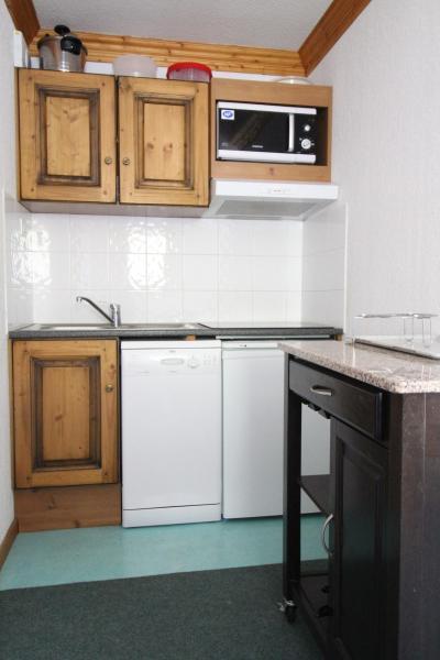 Location au ski Appartement 3 pièces 6 personnes (G22 nest plus commercialisé) - Résidence Valmonts - Val Cenis - Kitchenette