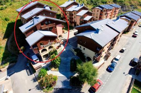 Location au ski Studio 3 personnes (01) - Residences Du Quartier Napoleon - Val Cenis