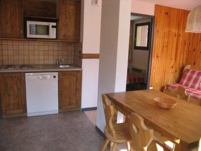 Location au ski Appartement 2 pièces 4 personnes (CA11) - Residences Du Quartier Napoleon - Val Cenis - Kitchenette