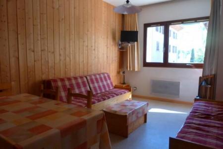 Location au ski Appartement 2 pièces 5 personnes (001) - Residences Du Quartier Napoleon - Val Cenis - Séjour