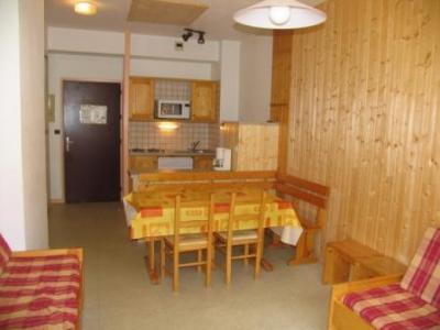 Location au ski Appartement 2 pièces 5 personnes (001) - Residences Du Quartier Napoleon - Val Cenis - Table