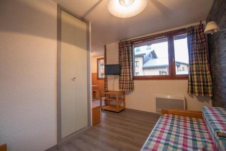 Location au ski Appartement 2 pièces 5 personnes (27) - Residences Du Quartier Napoleon - Val Cenis - Canapé
