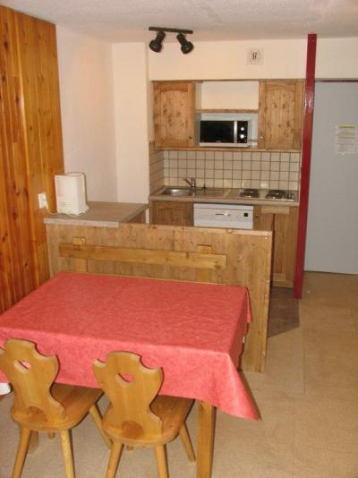 Location au ski Appartement 2 pièces 5 personnes (AR26) - Residences Du Quartier Napoleon - Val Cenis - Table