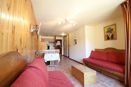 Location au ski Appartement 2 pièces 5 personnes (BO0026) - Résidences du Quartier Napoléon - Val Cenis - Canapé-lit
