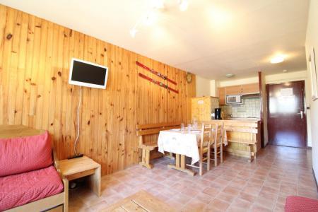 Location au ski Appartement 2 pièces 5 personnes (BO0026) - Résidences du Quartier Napoléon - Val Cenis - Coin repas